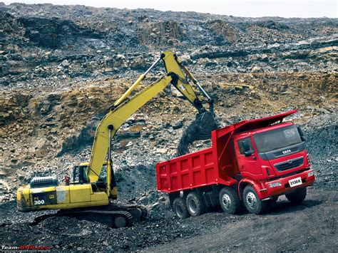 heavy trucks thread team bhp