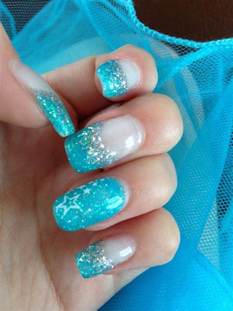 Trends Bandage Dresses To Blue Nails Style Weekly Couture In The City by 81 Eye Catching Prom Nails For Your Special Day