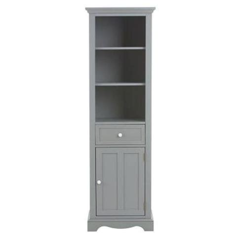 home decorators collection fremont 20 in w linen cabinet