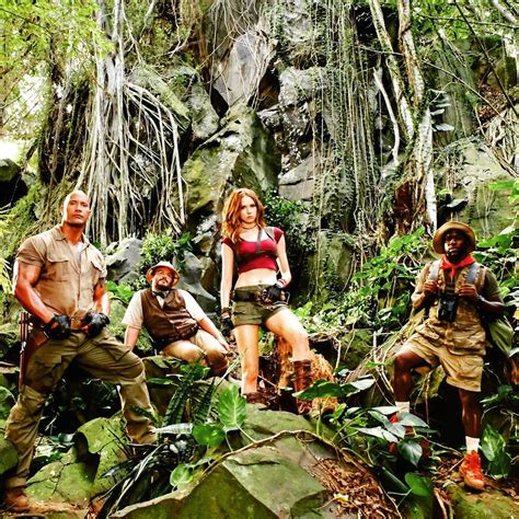 jumanji movie new dwayne johnson jumanji release date postponed to