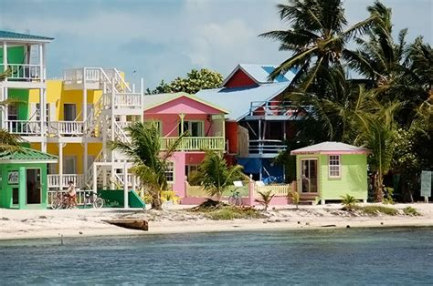 belize houses caye caulker travel information and travel guide