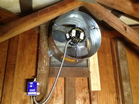 cost of installing exhaust fan in bathroom installing exhaust fan bathroom no attic in house