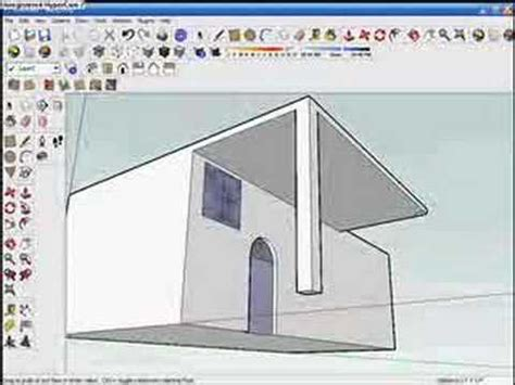 house design sketchup youtube how to make a house trimble sketchup youtube