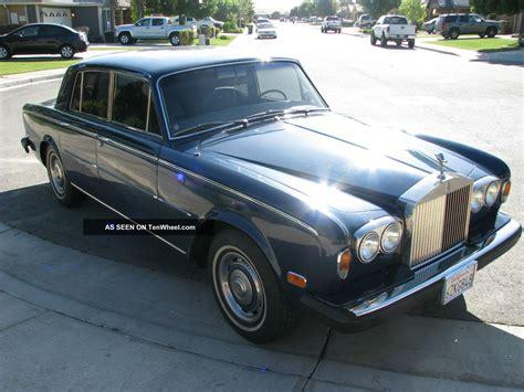 rolls royce silver shadow 1976 1976 rolls royce silver shadow
