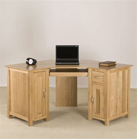 Solid Oak Corner Computer Desk Pine Corner Desk Solid Oak Corner Desk Uk Inthecorner Interior Designs Viendoraglass
