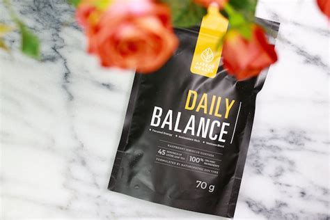 Genuine Health Daily Detox Review by The Detox Market Box Review Genuine Glow