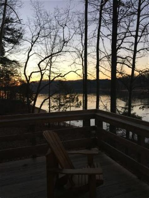 Tugaloo State Park Cabins by The Views From The Deck Are Spectacular Picture Of