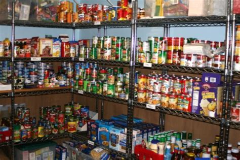 Food Pantry Four Everyday Reasons For Food Surplus Preparedness Pro