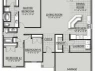 ramsey iii a floor plan dsld homes house stuff