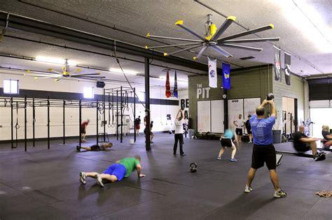 garage weight room