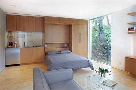Efficiency Appartment by Studio Apartments That Make The Most Of Their Space