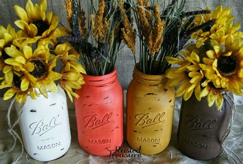 best 25 rustic jars ideas on country