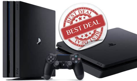 ps4 console deals ps4 deals argos and console bundle prices