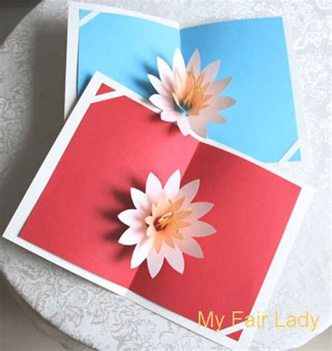 S Day Handmade Card Ideas Mothers Day Handmade Greeting Cards And Gift Ideas