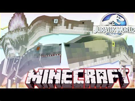 download game jurassic world mod offline minecraft 1 8 jurassic world 2 0 mod spinosaurus vs