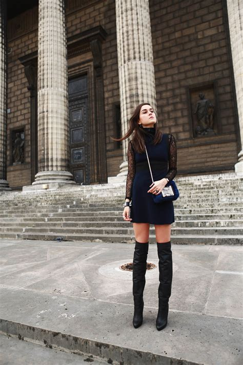 Would You Wear The Knee Boots by What To Wear With Your The Knee Boots Crazyforus