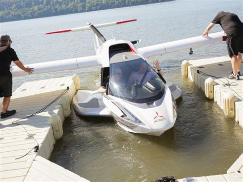 icon boat plane a sport plane for the masses fun sure if you have