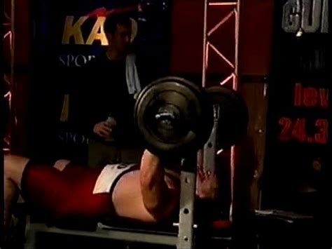 guinness world record bench press guinness world record bench press youtube