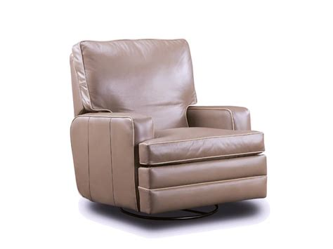 Leather Swivel Recliners by 2947sr Swivel Rocker Recliner Leathercraft Furniture
