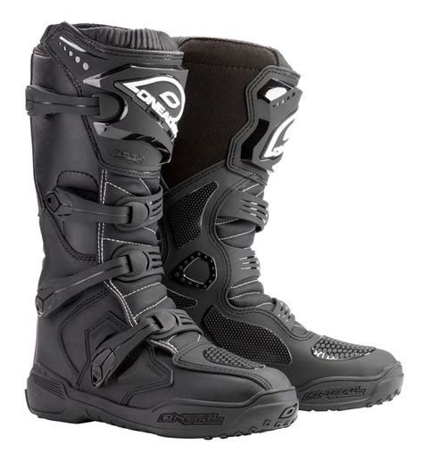 no fear motocross boots o neal element boot revzilla