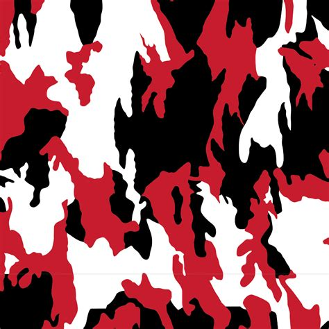 color camo special effects designs patterns