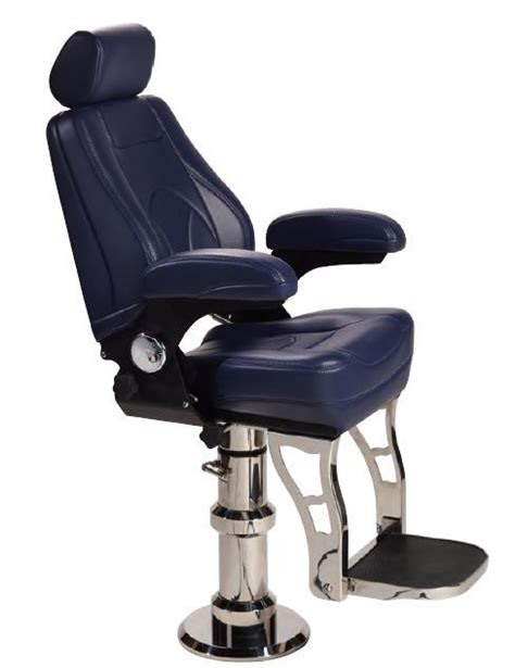Marine Chairs by Crown Ltd Provides Chairs To The Award Winning 60 M