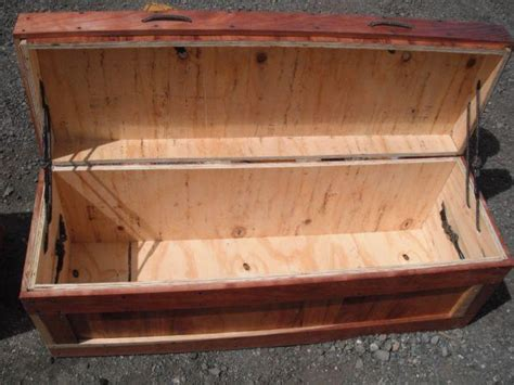How To Make A Tool Box Out Of Paper - plywood tool box plans diy free diy wine rack in