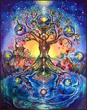 dancing willow tree mystery school energetic healing