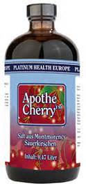 Ascii Cleanse Detox by Apothe Cherry 10 Day Transformation Detox Fast