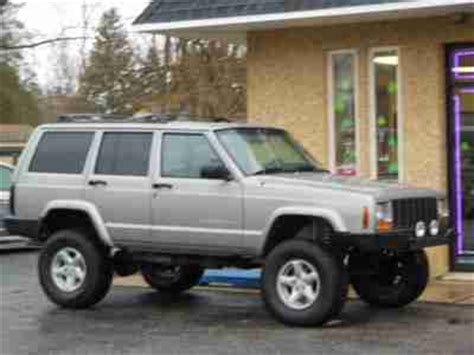 jeep lifted 6 inches buy used lifted 6 inch 32 inch pro comp tires xj 4x4 4wd