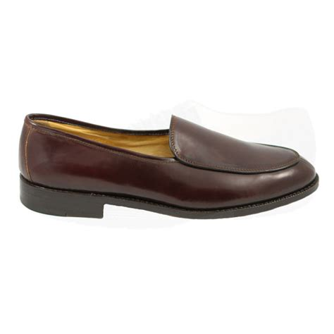 goodyear welted loafers nettleton bentley goodyear welted loafers burgundy
