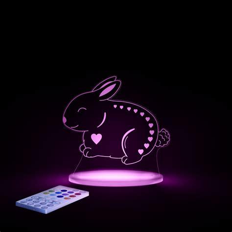 sleepy baby night light bunny rabbit led aloka sleepy night light jasabyn