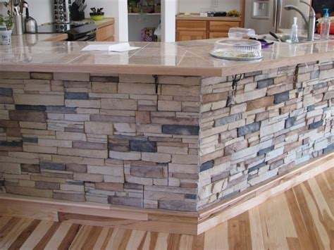 stone kitchen island brick siding for houses air stone kitchen island kitchen