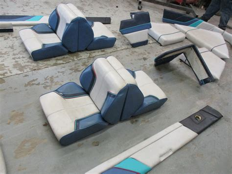 boat upholstery replacement skins 1989 bayliner capri seat covers velcromag