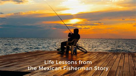 Mexican Fisherman Story Mba by The Frugal Lifestyle