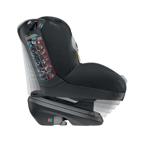 siege auto opal si 232 ge auto opal nomad black groupe 0 1 de bebe confort