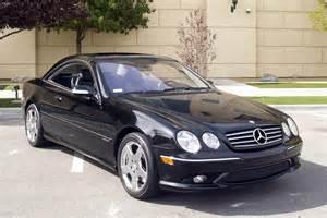 2005 mercedes cl600 2 door coupe 147733