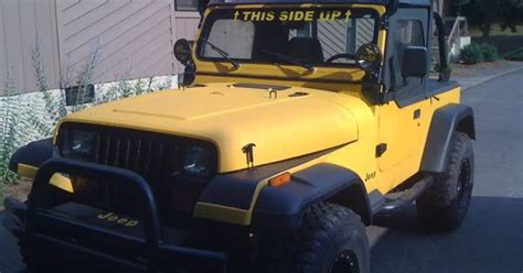 Jeep Wrangler Bed Bed Liner My Yj Jeep Wrangler Forum Jeep Yj