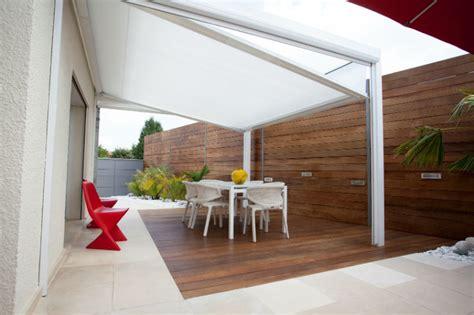 Extension Terrasse Beton by D 233 Claration Et Permis De Construire Terrasse
