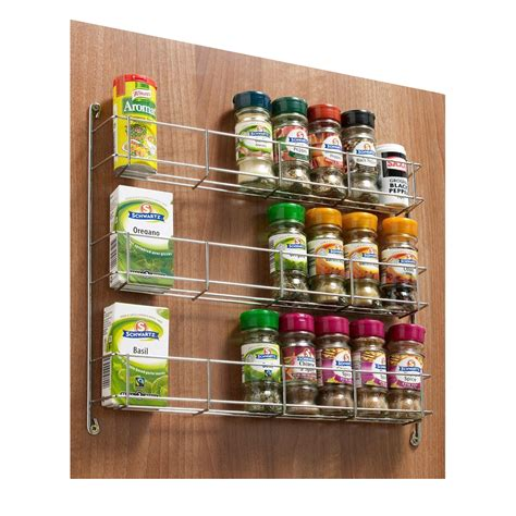 12 16 revolving rotating wooden plastic kitchen spice rack