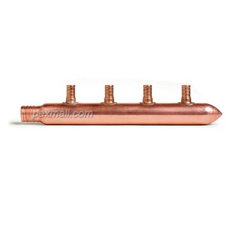 B And K Plumbing by Pex Manifold For Plumbing Copper Pex Supplies