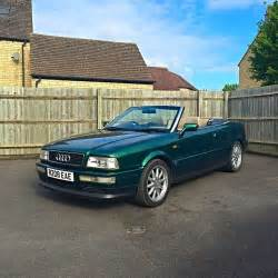 Audi Hardtop Convertible For Sale 1997 2 6 Audi 80 Cabriolet With Hardtop In Carterton