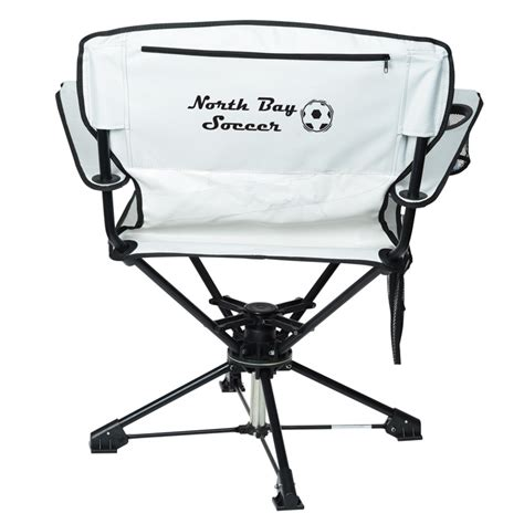 127512 Is No Longer Available 4imprint Promotional Products Swivel Folding Chair
