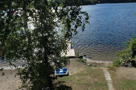 public boat launch kawartha lakes lakeside beach haven on cordova lake kawartha cottage