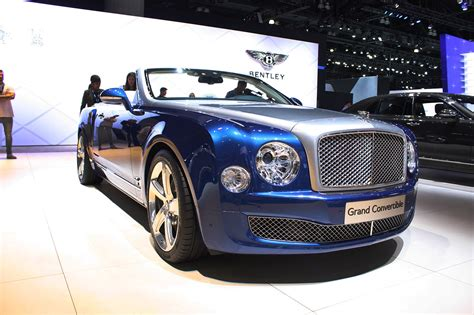 bentley mulsanne convertible 2015 2015 bentley grand convertible concept picture 579540