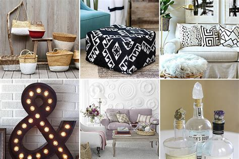 craft ideas to decorate your home 40 diy home decor ideas