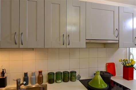 cr馘ence cuisine originale cuisine blanc peinture