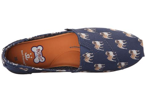 skechers bobs for dogs bobs from skechers bobs plush puggin around zappos free shipping both ways