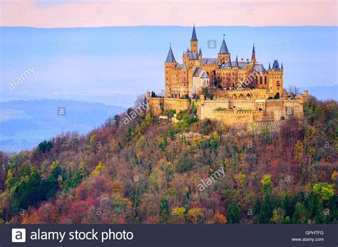 stuttgart castle hohenzollern castle stuttgart germany in the early