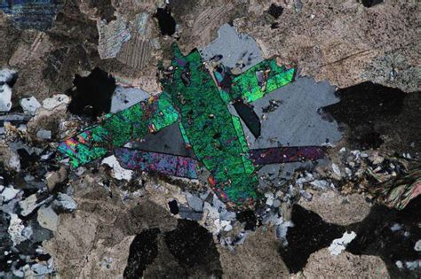 calcite thin section 17 best images about thin sections on pinterest i spy